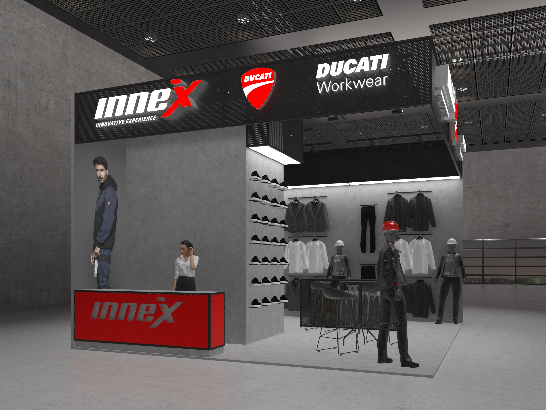 Innex, Ducati Workwear