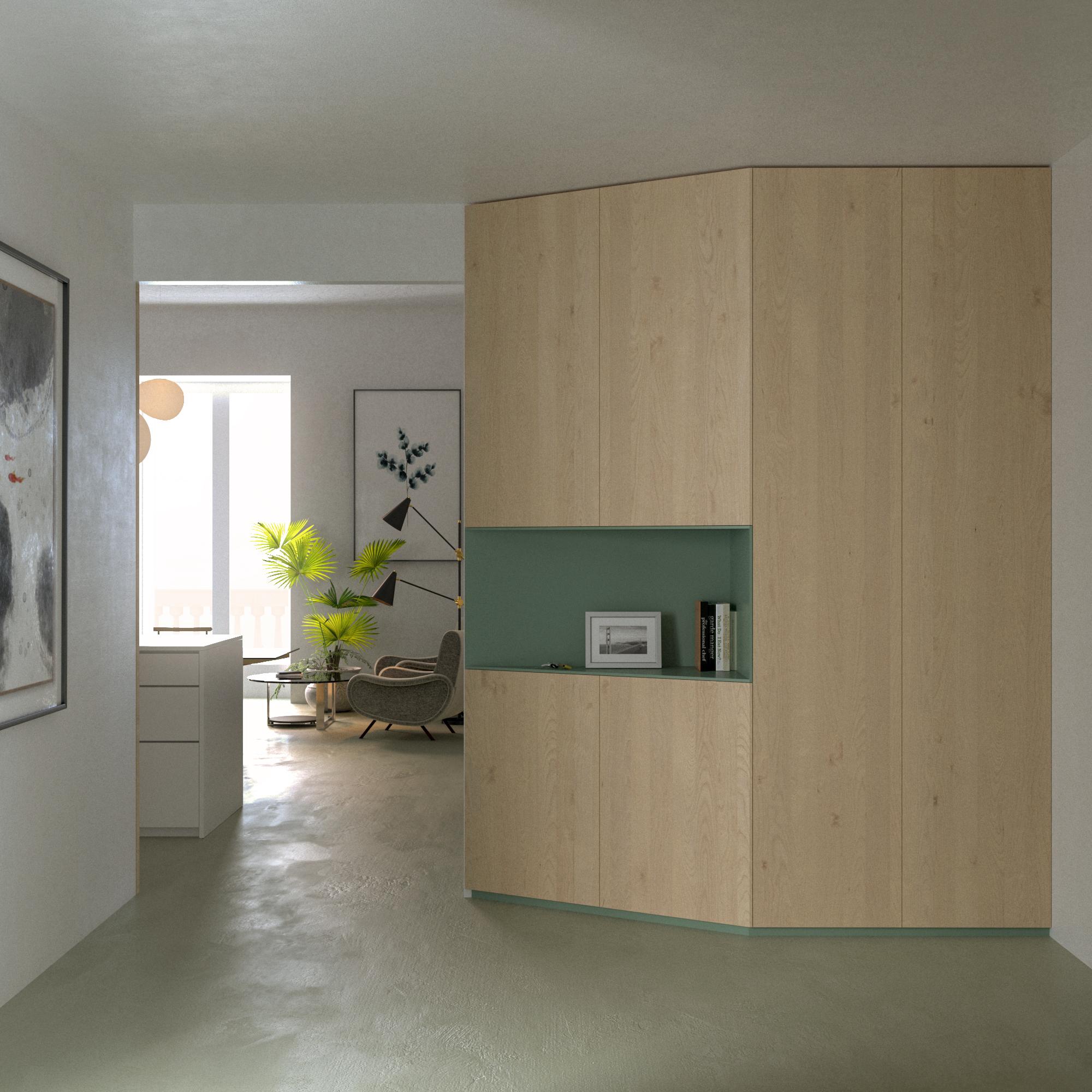 Appartamento in Largo Adua, Bari