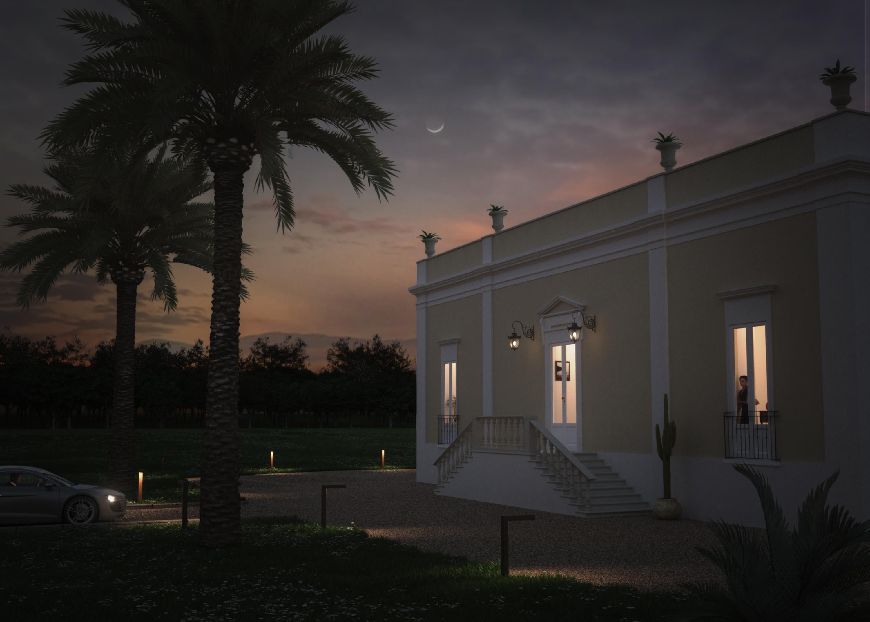 Villa Padronale in Puglia