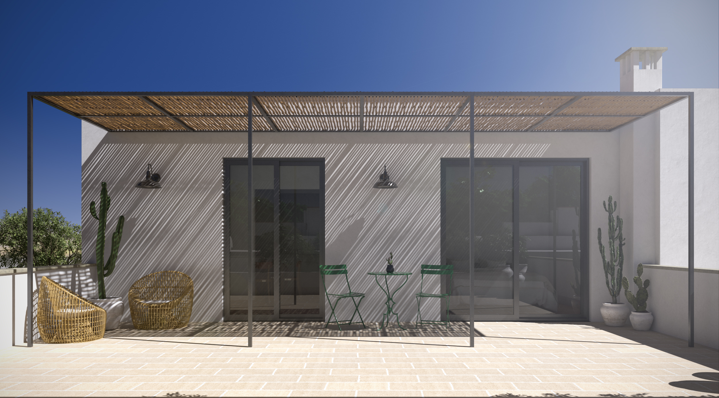 Residenza estiva a Campomarino (TA)